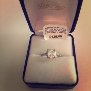 Jewelry - Cubic Zirconia ring Sz 5